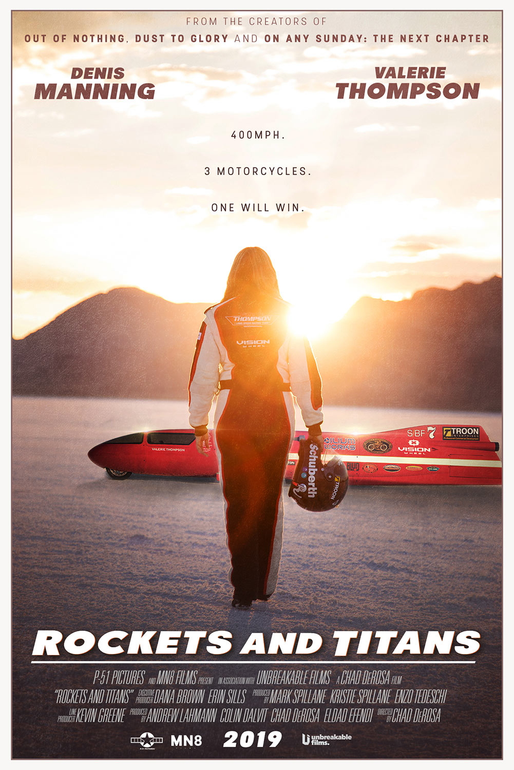 Rockets and Titans